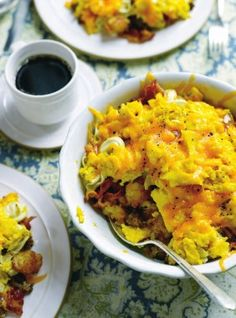 Garth's Breakfast Bowl - from Home Cooking With Trisha Yearwood