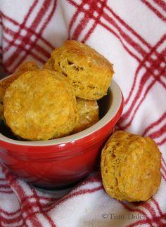 Eggless Pumpkin spice biscuits...@tuttidolci