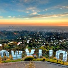 Hollywood hike at sunset! Try it on this beautiful Saturday