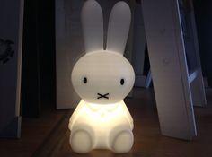 Miffy Lamp $219.99 #mrmaria #miffy #nursery #decor