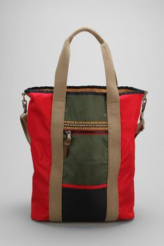 Spurling Lakes Base Camp Tote Bag #urbanoutfitters