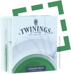 Twinings Tea - A Masters Thesis Project by Pratt Institute student Aaron Mickelson.