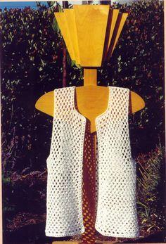 Free Thread Crochet Bedspread Patterns   FREE CROCHET VEST PATTERNS   Crochet For Beginners Free Pattern, Knitting Patterns, Free Crochet Vest Patterns, Crochet Patterns, Yarn