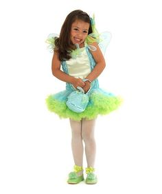 Ella Fairy Dress-Up Set - Infant, Toddler & Girls