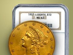 July Coin Promo For every 20 $10 Liberty MS 63 Gold Coins, receive 1 for free! Plus Free Shipping and a Precious Metals Gift Card.