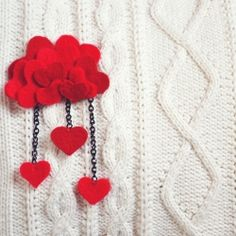 A super easy Valentines Day craft.
