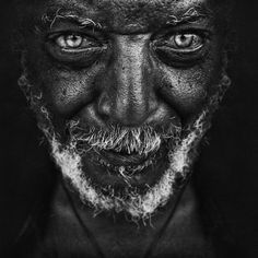 Untitled by Lee Jeffries on 500px white photographi, visag, beauti face, portrait, eye, black peopl, photograph untitl, lee jeffri
