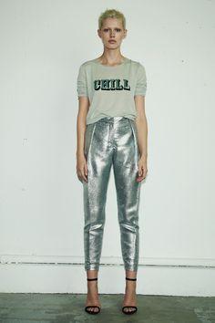 Silver jeans...I die.
