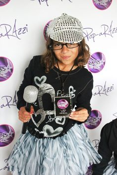 Create a red carpet moment with a custom POP-arazzi step & repeat banner by Soiree-EventDesignShop.com