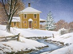 Winter's Mantle John Sloane