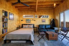 tiny cabin micro community in texas 0008 600x399   4 Couples Build Their Own Tiny Cabin Micro Community