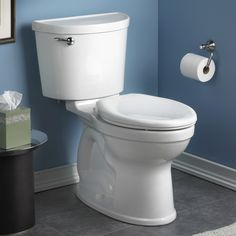 What is on your must-do list for a major bathroom redo? Replacing an old toilet is definitely on ours. Enter The Great TOH Giveaway for a shot at a prize pack from @amstandard including this beautiful new toilet