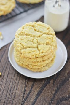 Milk Bar Corn Cookie