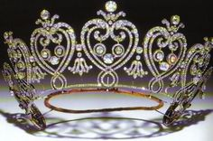 Tiara of the Dukes of Manchester