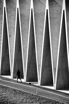 #Photography BW  #Arquitectura  #Triangular