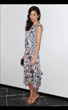 Caroline Sieber  Design: Chanel