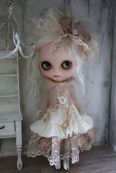 Willow by Donna Cooper from Cooperdolls, via Flickr