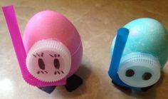 Scuba eggs