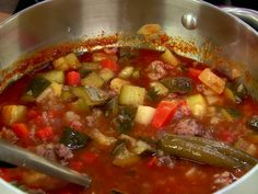 Mexican Meatball Soup Recipe : Marcela Valladolid : Food Network - FoodNetwork.com