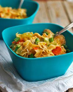 Chicken Soup Noodles
