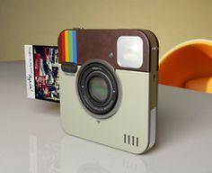 Cool hipster camera instagram technology Gadgets Innovation