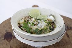 Quick Asian Chicken Noodle Soup