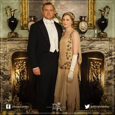 AOL.com Article - Can you spot the mistake in this 'Downton Abbey' photo?