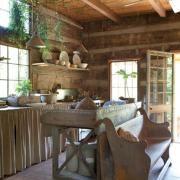 Photos: Cabin Fever   Garden and Gun
