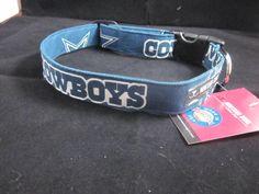 Cowboys Dog Collar
