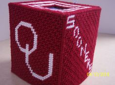 Betty boop tissue box plastic canvas pattern