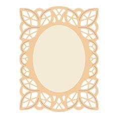 Free SVG File – 09.16.14 – Lace Frame