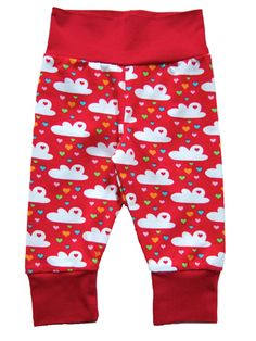 Kitschycoo Trousers £18.50  clouds and hearts