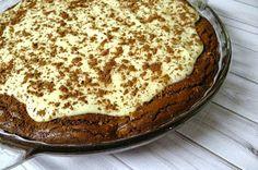 Rural Mom's Tiramisu Brownie Pie #Recipe