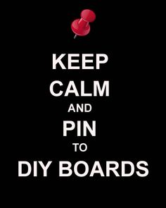 """TO DIY BOARDS' CONTRIBUTOR'S: 10/9/14 - I've received information regarding the recent changes to the home feed results. It is referenced as """"Smart Feed"""", and is a deliberate change made by Pinterest. I've noticed that our pin counts are suffering on the community boards because of this change. It is unknown if the changes will be a permanent. I'll keep everyone posted of any new information that I receive. ~ Christine"""