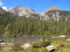 Fern Lake- RMNP
