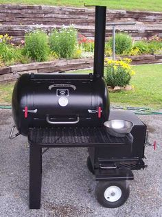 bbq smokers | TS60 Barbecue Smoker Photos | Meadow Creek Tank Smokers