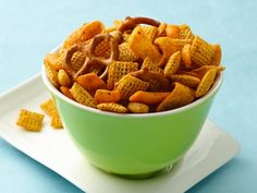 Chili-Lime Chex Mix