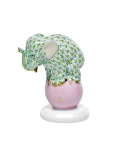 elephants, key lime, danc eleph, keys, herend danc, green, colors, limes, eleph key