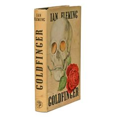 Selected by Enoc Perez: Ian Fleming - Goldfinger   From a unique collection of antique and modern books at http://www.1stdibs.com/furniture/more-furniture-collectibles/books/