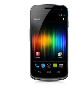 Samsung Galaxy Nexus - best phone I've ever owned