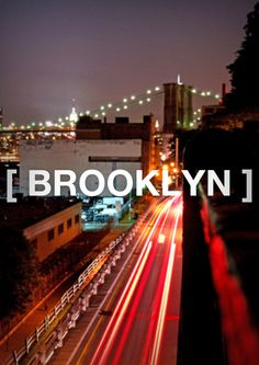 Brooklyn Love...