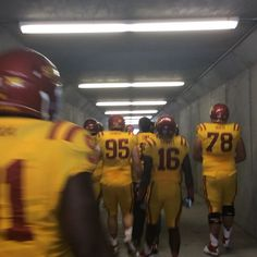 This is our house, Cyclones. #LoyalForeverTrue