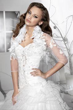 http://www.weddinginspirasi.com/2012/02/16/maria-karin-wedding-dresses-2012/ maria karin 2012 bridal collection #weddings #bridal #weddinggown #sposa #novia #bride #weddingdress #wedding