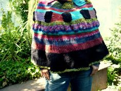 poncho http://whatnot2crochet.com/wordpress/