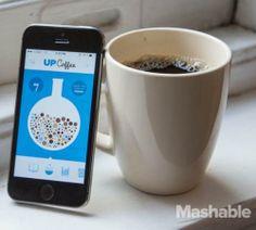 UP Coffee will help you regulate your caffeine intake.