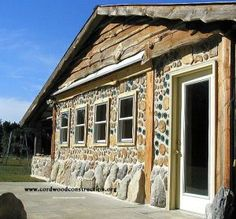 How to Sell a Cordwood Home - Green Homes - MOTHER EARTH NEWS