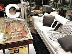 pinball coffee  table!