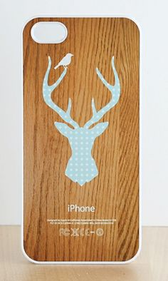 The Reindeer Iphone Case