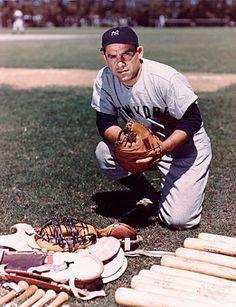 Yogi Berra | New York Yankees | Catcher | 1972