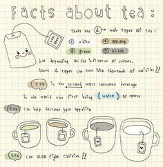 tea. love tea.